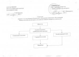 структура учреждения 001